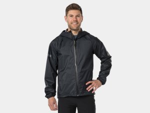 Bontrager Jacket Avert Bike Rain X-Small Black